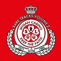 Wigan Casino Rare Tracks Volume 2 cd cover