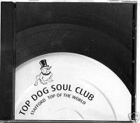 Top Dog Soul Club CD Front cover